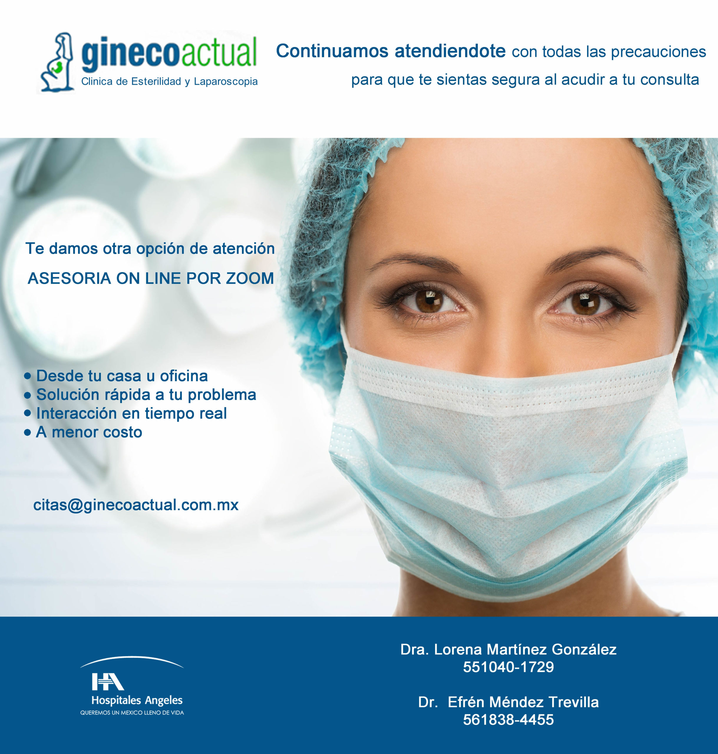 ginecoactual.com.mx